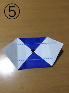 簡単な箱の折り方5