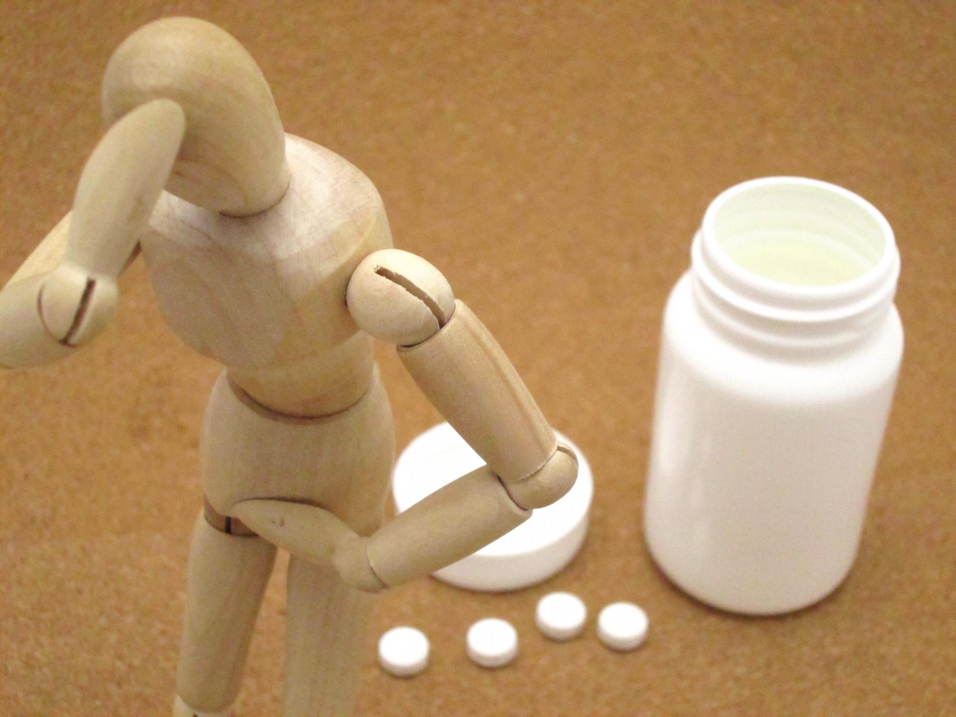 頭痛や痛め止めにロキソニン