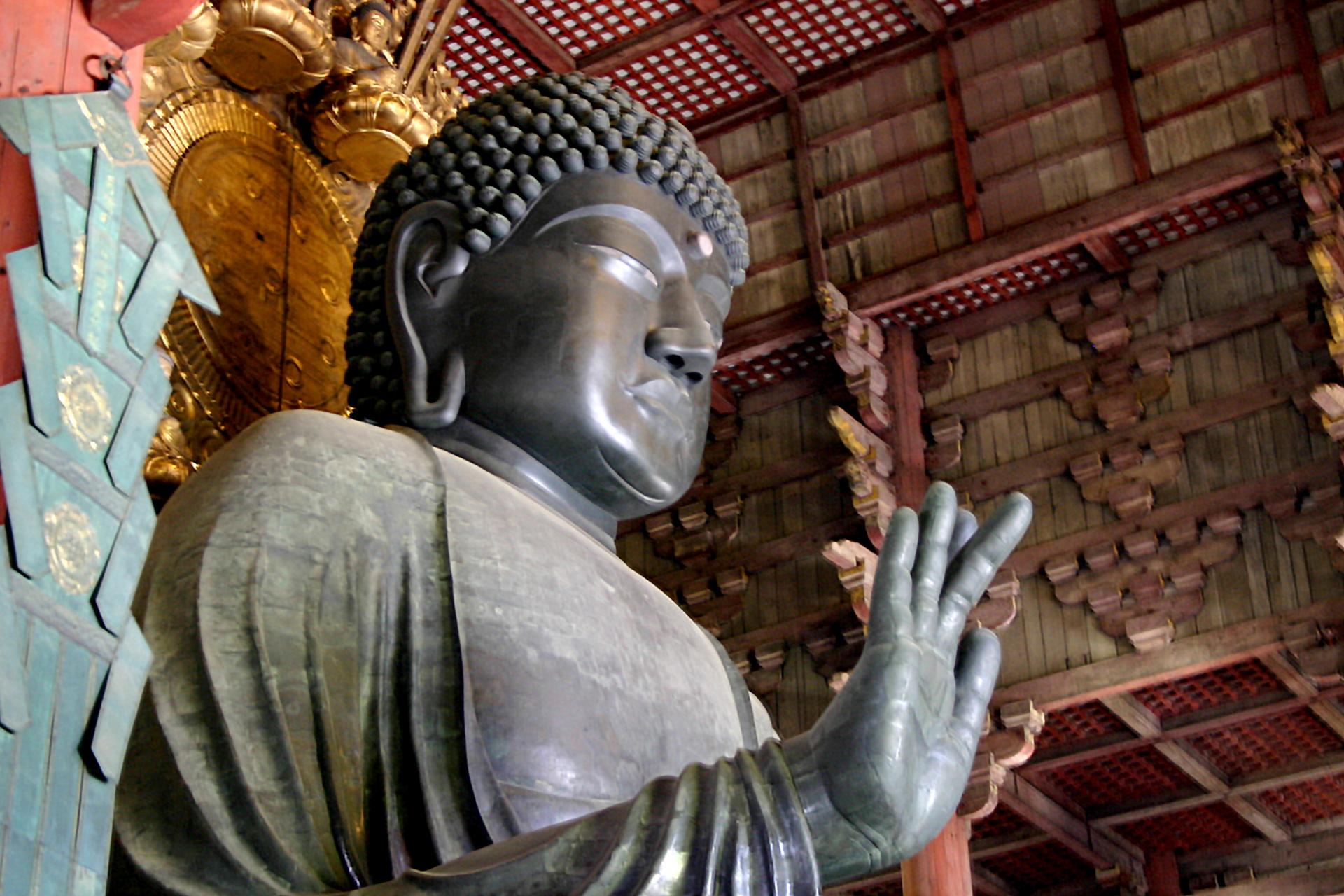 東大寺 奈良の大仏