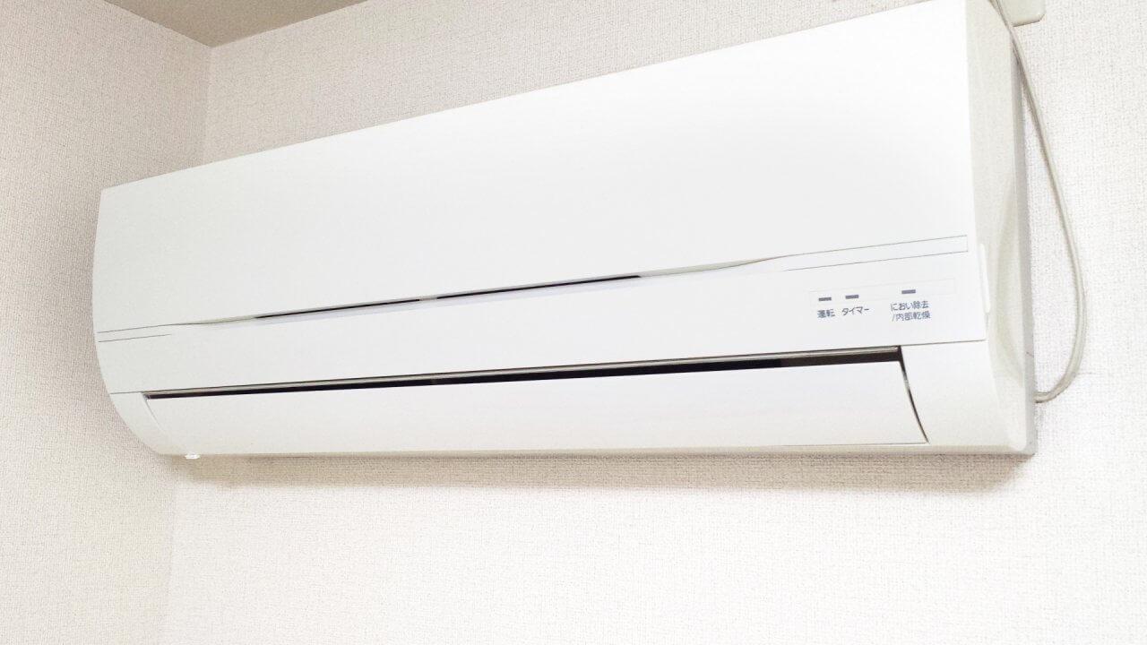 エアコンの取付方法と取付位置について