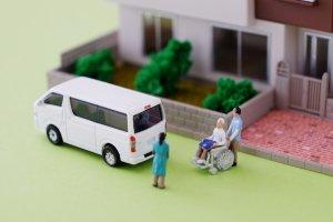 要介護の種類と受けられるサービスについて