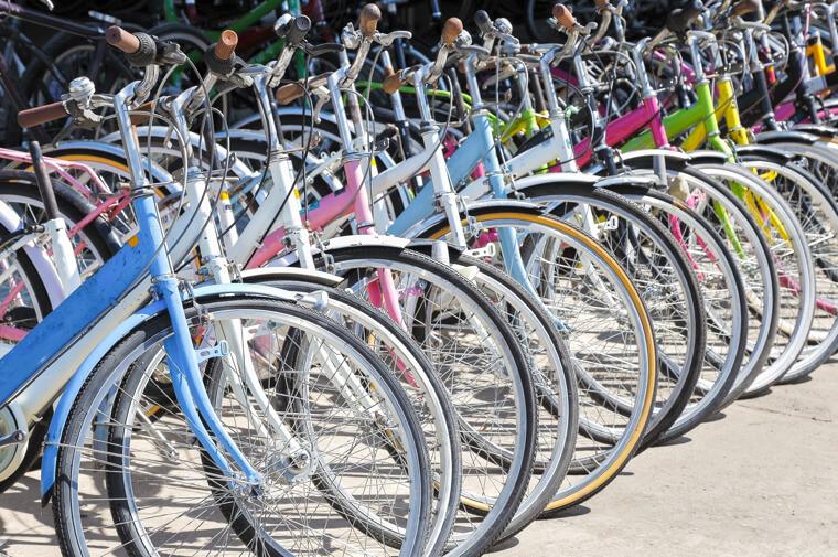 自転車の防犯登録は法律で定められた義務!?