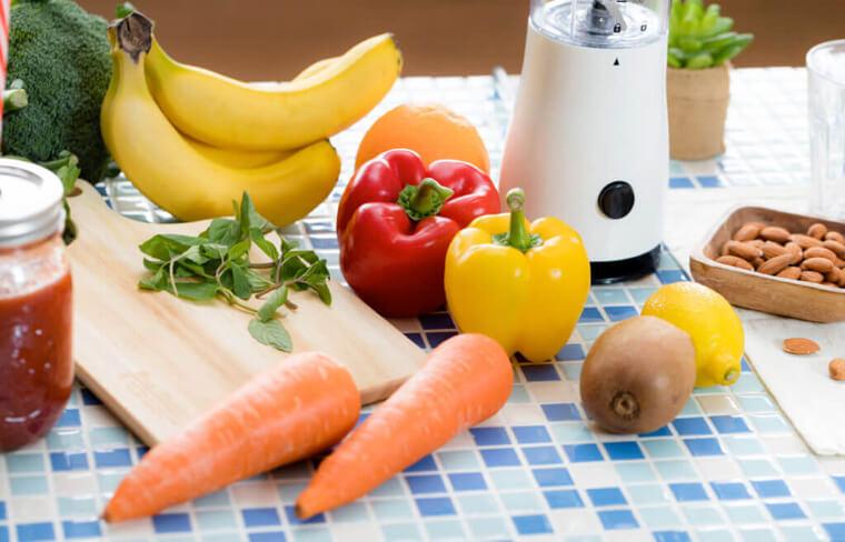 妊娠中の不眠対策1.消化の良い食べ物を少しずつ