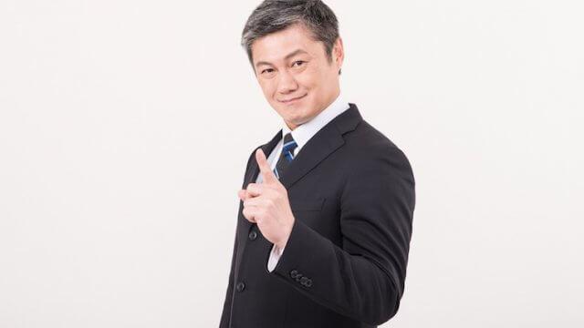 40.50代におすすめのメンズ髪型(ショートヘア・ツーブロック・ビジネスシーン)